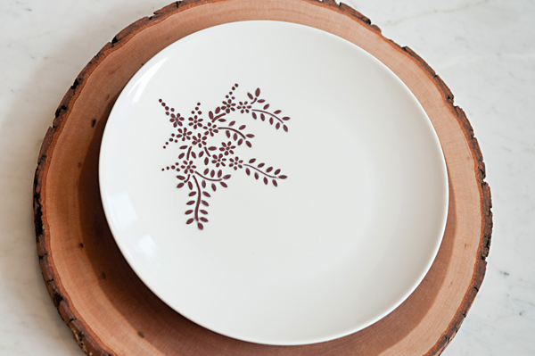 The Sweetest Occasion - Plate Tutorial